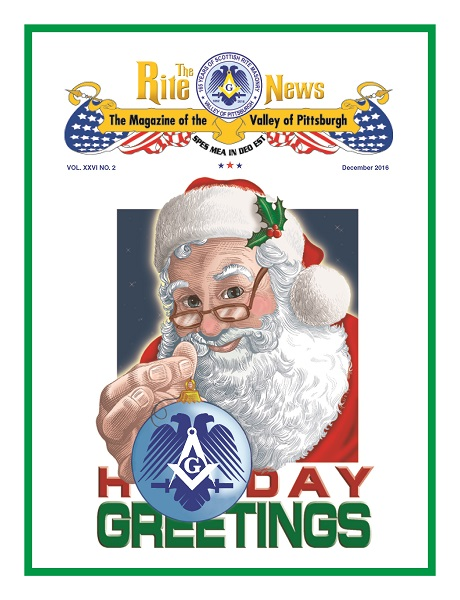 December 2016 Rite Now Cover