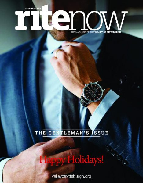 Rite Now December 2018 Cover