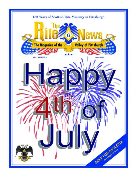 June 2014 Rite Now Cover
