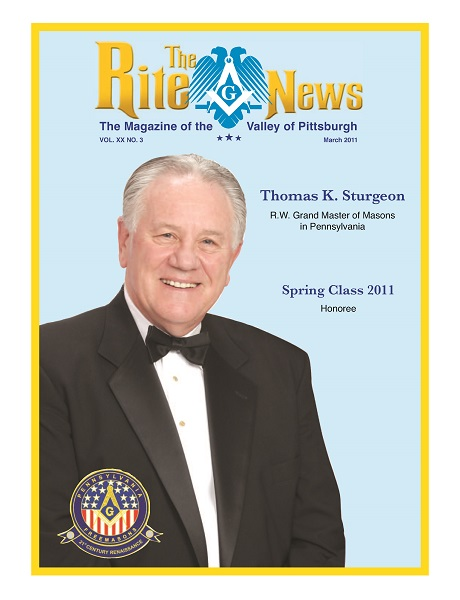 March 2011 Rite Now Cover