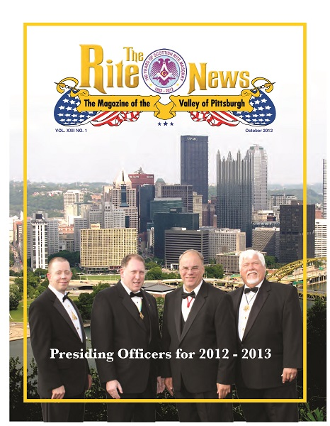 October 2012 Rite Now Cover