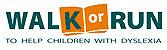 Walk or Run to Help Children with Dyslexia